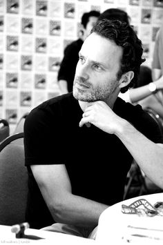 Andrew Lincoln - Rick Grimes