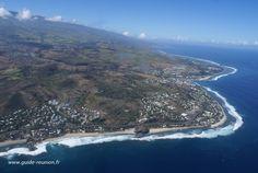 Tour d'horizon de l'île de la Réunion en images