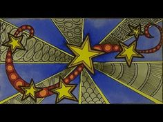 Stardust Tangle - YouTube