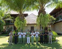 Warm and welcoming people at Bendega Villas. #canggu #bali #balivillas #luxuryvillas