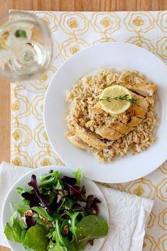Easy Chicken Dinner :)