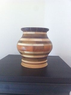 Bowls different woods Woodturning, Bowls, Vase, Home Decor, Serving Bowls, Wood Turning, Decoration Home, Room Decor, Turning