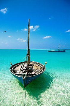 tranquil waters by maapu, via Flickr
