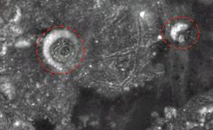 UFO SIGHTINGS DAILY: Alien City Found In Crater On Earths Moon, Aug 2015, UFO Sighting News.