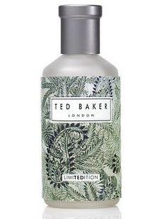Skinwear Ted Baker Perfume #fragrance #pattern