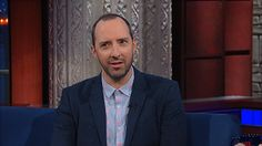 what stephen colbert confused well hmm late show maybe tony hale trending #GIF on #Giphy via #IFTTT http://gph.is/2chtZn7