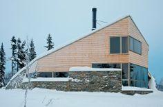 Mountain Lodge Kvitfjell 2. Architects: Jarmund/Vigsnæs Arkitekter AS