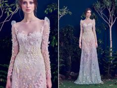 Beautiful  Whimsical and Ethereal Wedding Dresses for Fairy Tale Brides Wedding Dress Pinterest Ethereal wedding dress Wedding dress and Bridal designers