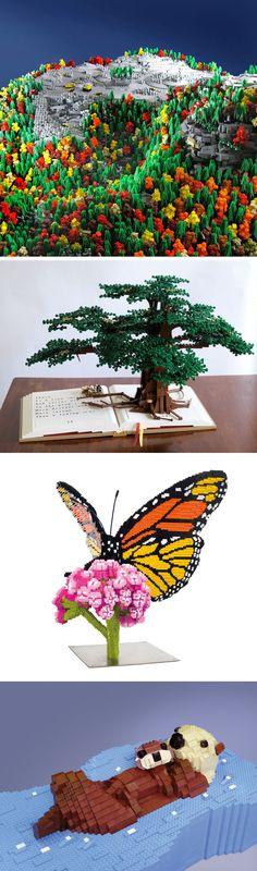 Lego bosque