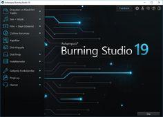 Ashampoo Burning Studio 19 İndir (5 HEDİYE LİSANS)