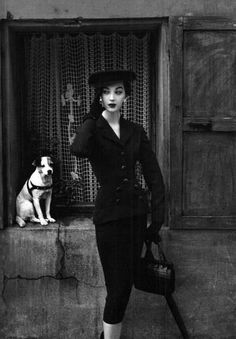 Balenciaga - Vintage - Tailleur Fourreau - Années 50