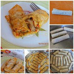 Mexican, Ethnic Recipes, Spring Rolls, Blog, Egg Rolls, Blogging, Mexicans