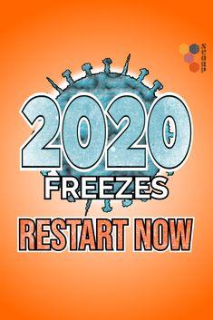 Year 2020 canceled? Ist das Jahr 2020 beim Starten eingefroren, wie ein Computer manchmal beim Starten?T-Shirt von amazon.de#amazon #t-shirt #year2020 #restart T Shirt Designs, Computer, Frozen, Tee Shirt Designs