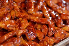 This wing recipe has 4 ingredients ! That's right FOUR! It's one of Mr. Larkin's favorite Super Bowl foods because they taste so GOOD, and...