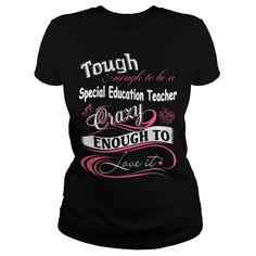SPECIAL EDUCATION TEACHER - 1. Select color 2. Click the ADD TO CART button 3. Select your Preferred Size Quantity and Color 4. CHECKOUT! If you want more awesome tees  #teacher #teachershirts #iloveteachers #teacher tshirts