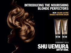 Blonde perfectors avec COLOR LUSTRE
