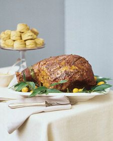 Glazed Easter Ham Recipe