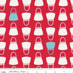 Bee in My Bonnet - Millies Closet - Purses in Red
