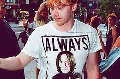 27 Times Rupert Grint Was The Best Member Of The Harry Potter Cast //