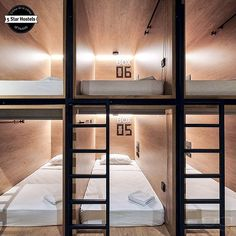 Inbox Outbox! Welcome @inboxhotel, the new #5StarHostel in #SaintPetersburg, #Russia! The only 24-bed-sized boutique hostel is better than a hostel,and cheaper than a hotel, they told us. We had a close look and experienced pods, space, and lifestyle.
