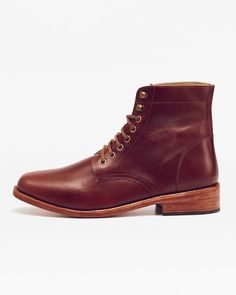 4a06e6ba5373a7 Nisolo Lockwood Trench Boot Brandy All Weather Boots