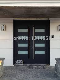 Image result for modern front doors with glass
