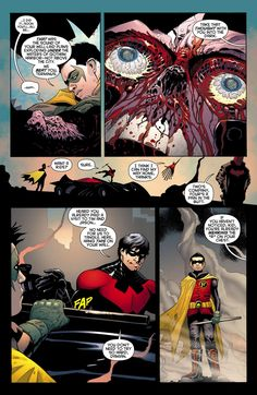 Batman And Robin 2011 Issue 12 page 17 online