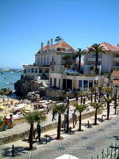 Cascais half an hour from #Lisbon #Portugal
