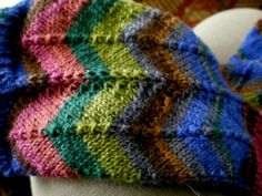 kaffe fassett yarn | the cassandra pages: Chipmunk Cheeks and Striped Feet