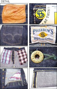 Pherrow's jeans