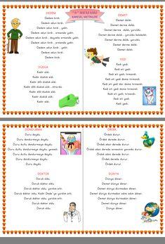 Turkish Language, Primary School, Grade 1, Homeschool, Blog, Education, Math, Reading, Hair Style
