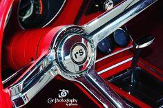 Camaro RS interior at Disney Dream Car Classic. #carphotography #67camarors #67rs #camarors #camaro #interior