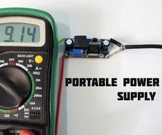 A regulated power supply is a very important component if you build electronics projects. But buying a good regulated power supply can be expensive. So in this instructable I'm going to show you how to build your own regulated power supply, why buy it if you can build it.This project is very simple to build and requires basic electronic skills, there are good tutorials on how to solder all over the internet. You can also watch the video tutorial below..