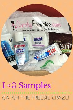 Do you Love Samples? CatchyFreebies members enjoy access to daily sample offers, online deals, and awesome frugal living tips! Come Catch the Freebie Craze with us!  #samples