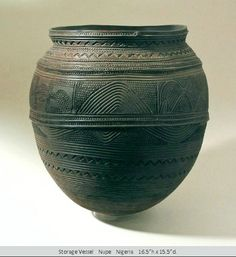 I remember this, it's a drinking pot. I think I'm correct.