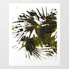Imprints Of Nature Series - 1751.MP-3.011514 Art Print by KrisHaas-EXP-Art - $14.56