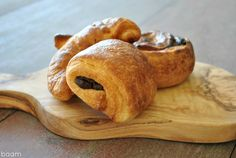 Easy Puff Pastry 3 ways