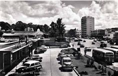 S/F.- Caracas, Plaza Chacaito..