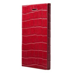 GRAMAS Croco Patterned Leather Case LC814 for iPhone5/5s イメージ③