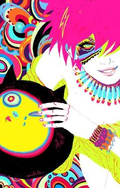 Rave Girl