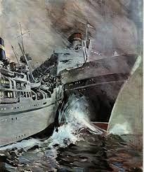 Nantucket, Andrea Doria, Merchant Navy, Shipwreck, Titanic, The Past, Navi, Ocean, Boats