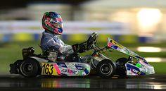 Benjamin Lessennes deuxième de la Finale Internationale IAME au Mans