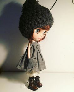 "23 gilla-markeringar, 1 kommentarer - Mu Blythe (@oddblythe) på Instagram: ""New outfit for Ylva. #blythe #blythedoll #blythegram #blythecustom #blythesewing #blytheclothes…"""