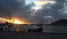 Scotland sunrise / Ecosse coucher de soleil
