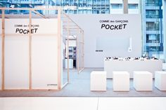 Image of COMME des GARCONS Pocket @ The One Hong Kong