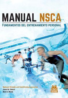 Manual NSCA. Fundamentos del Entrenamiento Personal - Jared W. Coburn