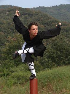 Kung Fu Eagle Style (Female) Kung F...