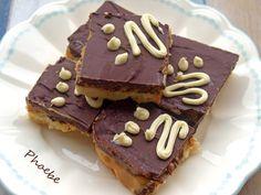 #μπάρες #σοκολάτα #καραμέλα #chocolatebars #caramel #nostimiesgiaolous Desserts, Food, Yoga Pants, Caramel, Deserts, Candy, Dessert, Meals, Yemek