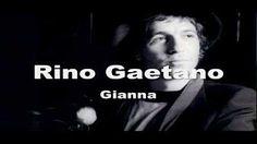 Rino Gaetano - Ma il cielo è sempre più blu - YouTube