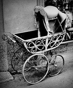 vintage pram